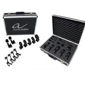 Alpha Audio MIC Drum Box 7