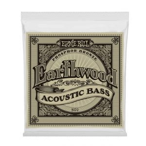 ERNIE BALL Earthwood Acoustic Bass 40-95