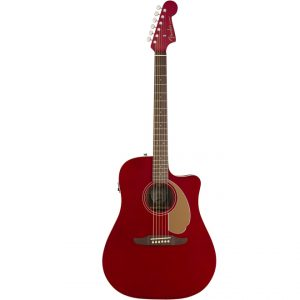 Fender Redondo Player Candy Aplle Red WN
