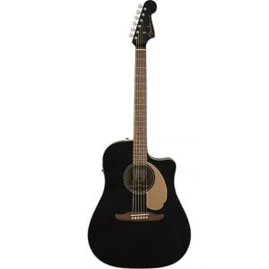 Fender Redondo Player Jetty Black WN