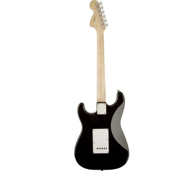 Fender Squier Affinity Stratocaster Black Back