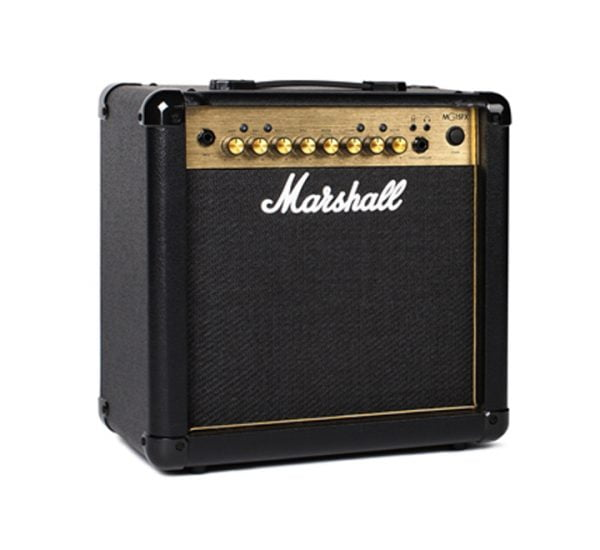 Marshall MG15FX MG Gold Side