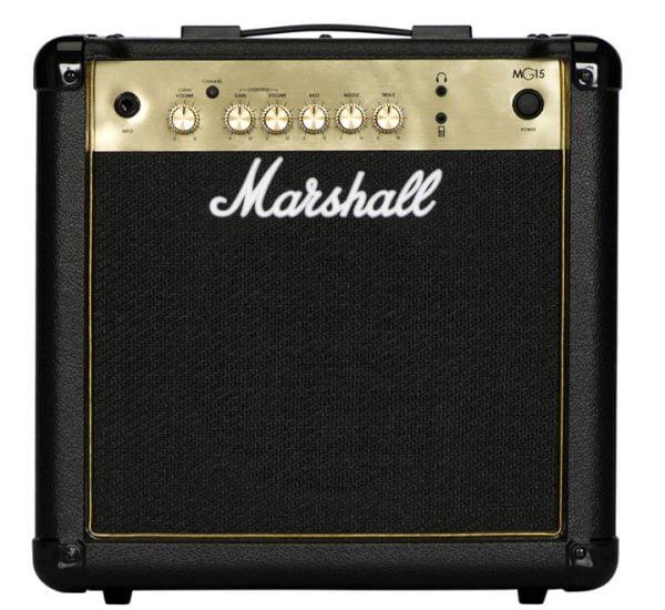 Marshall MG15G MG Gold