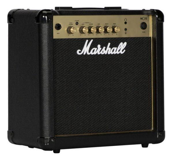 Marshall MG15G MG Gold Side
