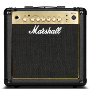 Marshall MG15GR MG Gold