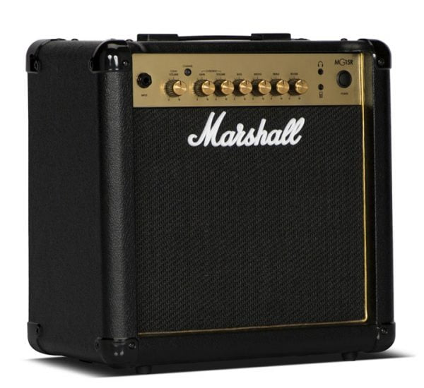 Marshall MG15GR MG Gold Side