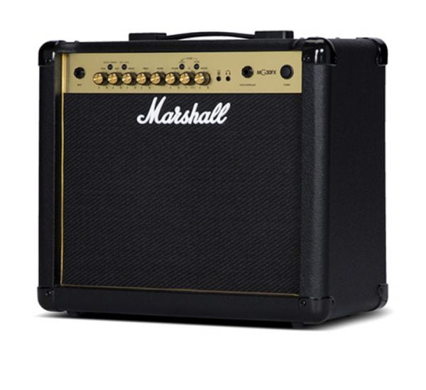 Marshall MG30FX MG Gold Side