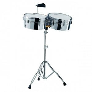 Peace TB-1 Set Timbales + Cowbell + Supporto