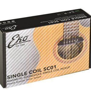 EKO SC01 Magnetic Soundhole Single Coil