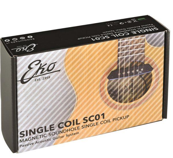 EKO SC01 Magnetic Soundhole Single Coil