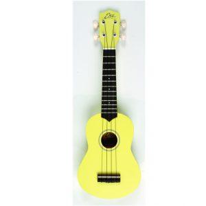 Eko Uku Primo Soprano Yellow