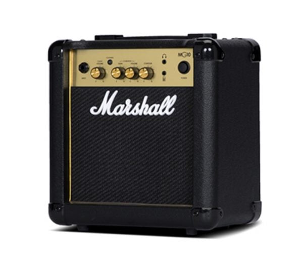 Marshall MG10G MG Gold Side