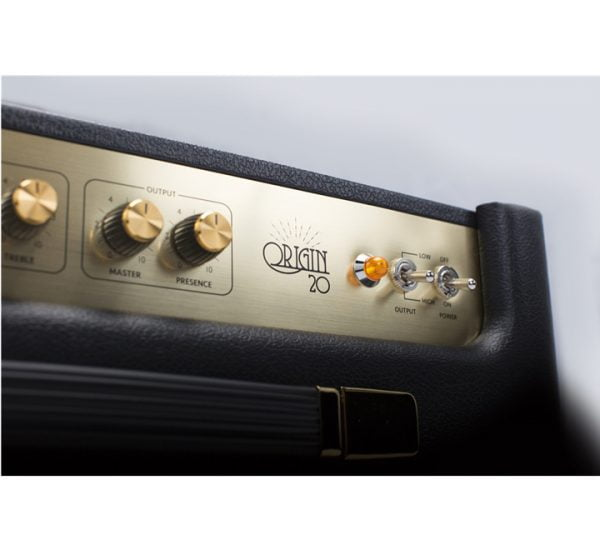 Marshall Origin 20C Detail 2