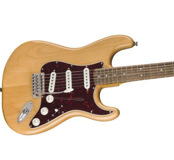 Fender Squier Classic Vibe 70s Stratocaster LRL NAT Side