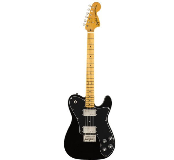 Fender Squier Classic Vibe 70s telecaster CSTM MN BK
