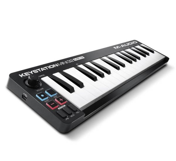 M-Audio Keystation Mini 32 MK3 Side