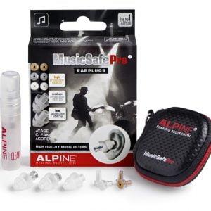 Alpine MusicSafe Pro 2019 Trasparent