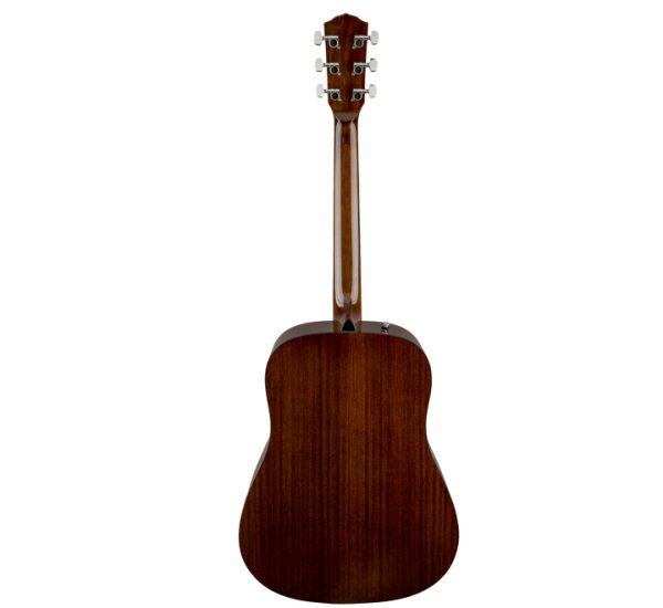 Fender CD-60 V3 Sunburst Back