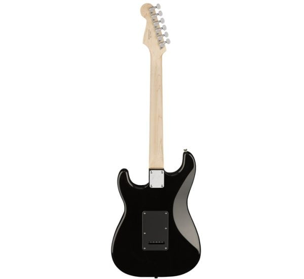 Fender Squier Contemporary Stratocaster HSS BLK Back