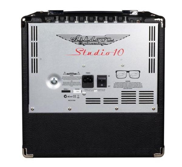 Ashdown Studio-10 Back