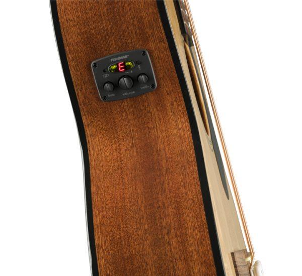 Fender CB-60SCE Natural Side 2