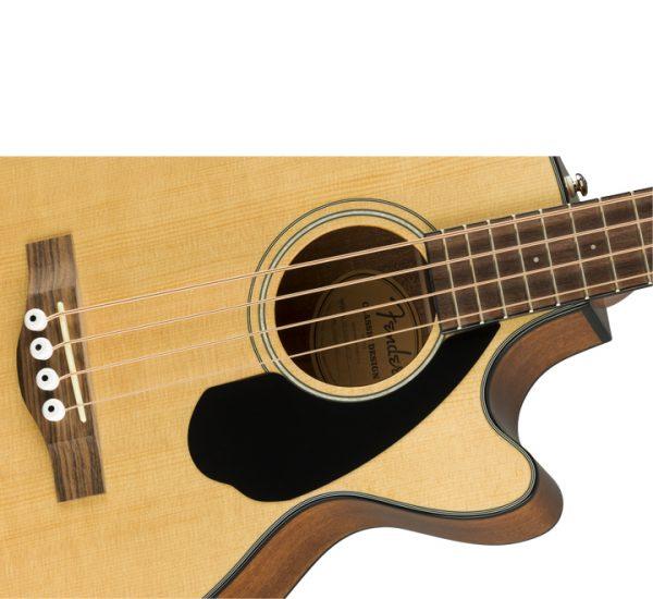 Fender CB-60SCE Natural Side