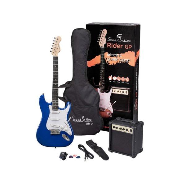 Soundsation Rider GP TB – Guitar Pack