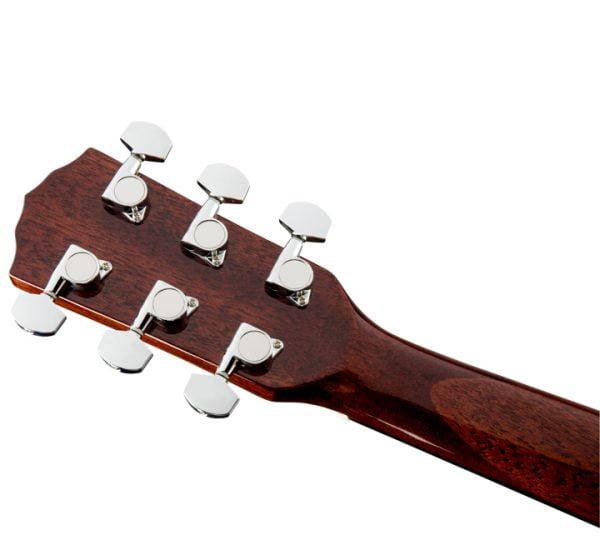 Fender CD-60S All-Mah Paletta Back