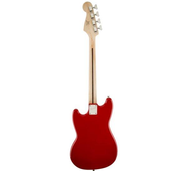 Fender Squier Affinity Bronco MN RD Back