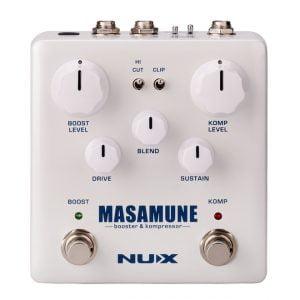 NUX NBK-5 Masamune – Booster & Compressor