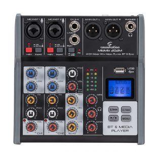 Soundsation MIOMIX 202M Front