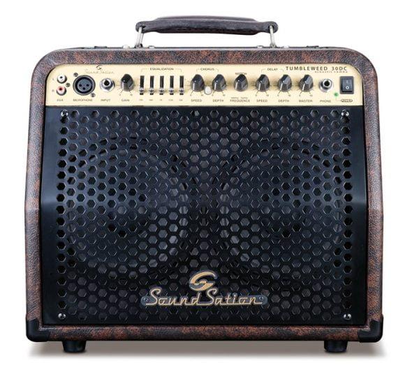 Soundsation Tumbleweed-30DC Side