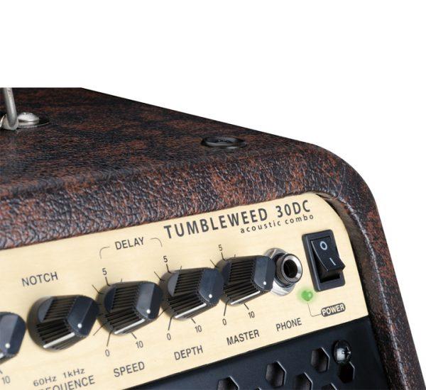 Soundsation Tumbleweed-30DC detail