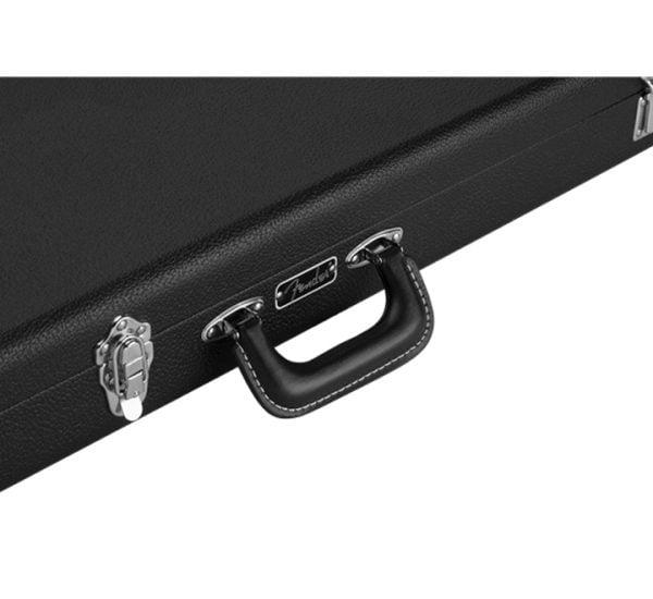 Fender Classic Series Case Strat-Tele BLK Detail