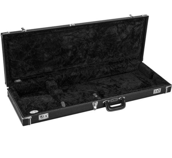Fender Classic Series Case Strat-Tele BLK Open