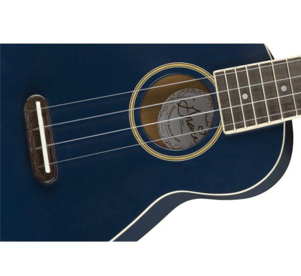 "Fender Grace VanderWaal ""Moonlight"" Ukulele Side"