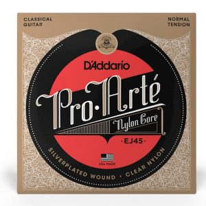D'Addario EJ45 Pro-Arté Nylon