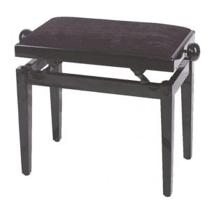 Gewa F900.560 FX Piano Bench Black