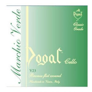 Dogal V23A Verde Violoncello 1-2