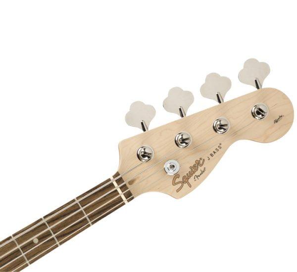 Fender Squier Affinity Jazz Bass LRL Black Paletta