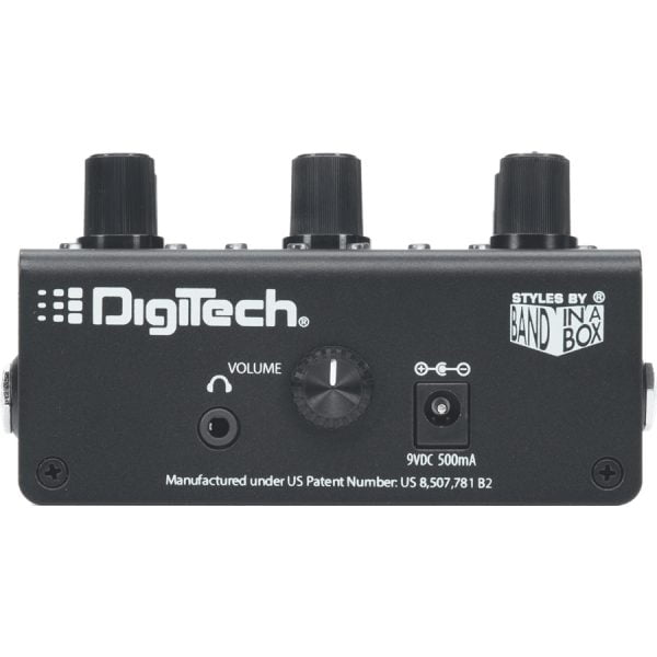 Digitech Trio+ Band Creator BACK