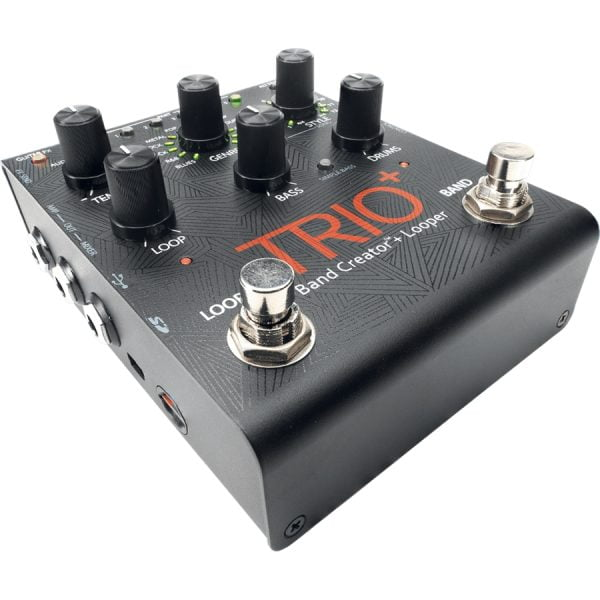 Digitech Trio+ Band Creator Front