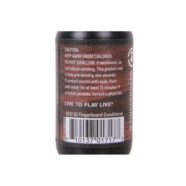 Dunlop 6532 Fingerboard Conditioner Back