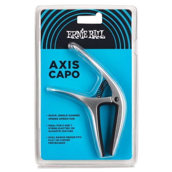 Ernie Ball 9601 Axis Capo Detail