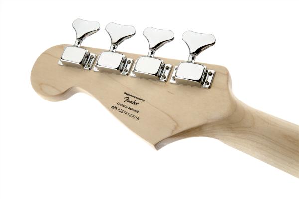 Fender Squier Affinity Bronco MN BLK Paletta Back