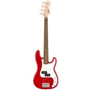 Fender Squier Mini Precision Bass LRL DKR