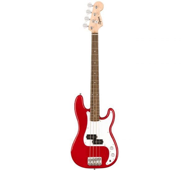 Fender Squier Mini Precision Bass LRL DKR
