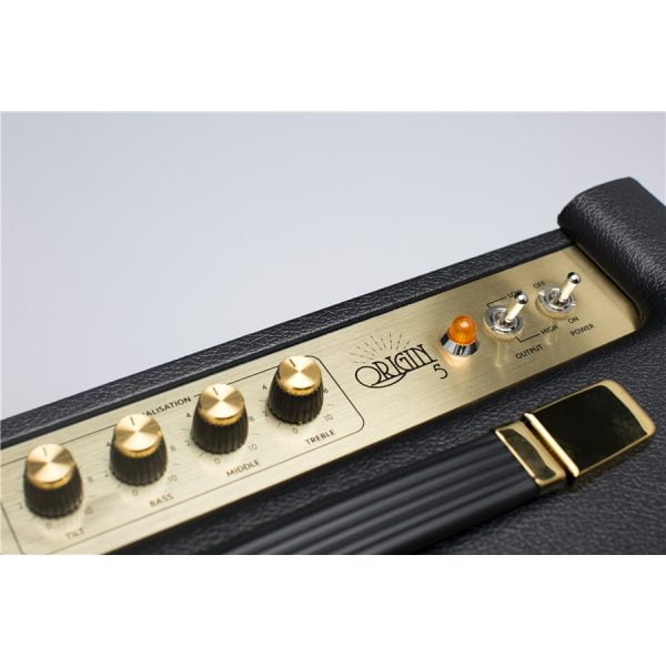 Marshall Origin 5C Combo Detail 2