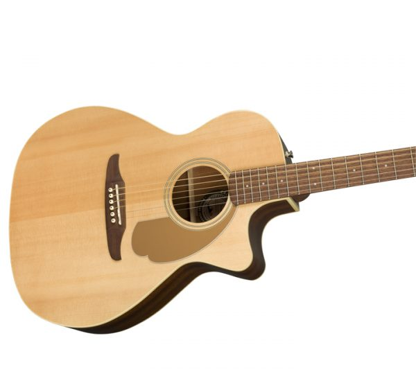 Fender Newporter Player WN Natural Side