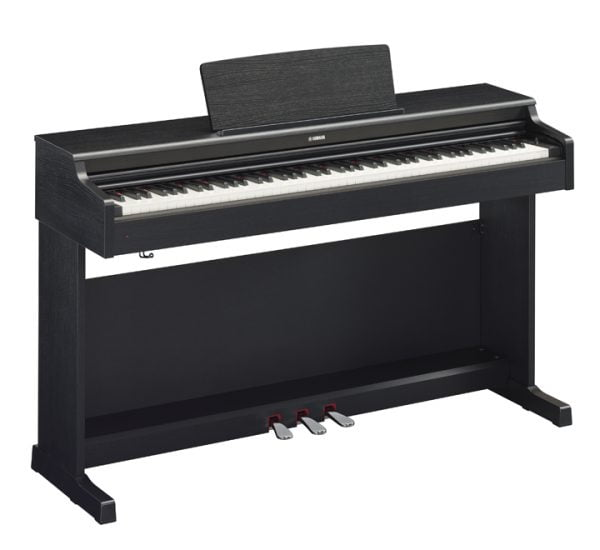 Yamaha YDP-164 Arius Black Side